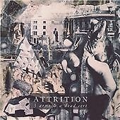 Attrition - 3 Arms & A Dead Cert (2008)  CD NEW/SEALED  SPEEDYPOST