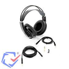 Headset Gamer Komfort schwarz Kopfhörer PC NOTEBOOK COMPUTER NEU TOP