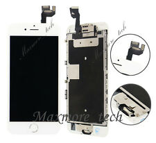 Touch Screen Digitizer LCD Display Assembly Home Button For iPhone 6S 4.7""