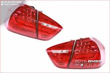 BMW 05-08 E90 3-SERIES 320i 323i 325 SEDAN LED REAR LAMPS TAIL LIGHTS TAILLIGHTS