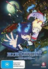 Blue Exorcist the Movie NEW R4 DVD