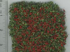 Dollhouse Miniature Green Ivy Vine w/Red Flower Buds by Creative Accents