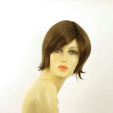 women short wig golden light brown MARINA 12