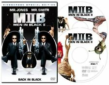 MEN IN BLACK 2 (WIDE SCREEN SPECIAL EDITION) (REGION 1 DVD) SEALED NEW