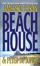 G, The Beach House, James Patterson, Peter De Jonge, 0446612545, Book