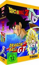 Dragonball Z + GT Specials - DVD - NEU