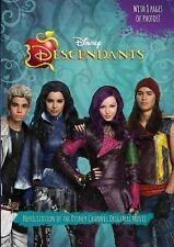 Descendants: Junior Novel by Disney Book Group (2015, Hardcover)