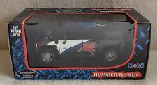 Maisto Mobil Hummer H2 SUV~Special 2003 Edition~1:27 Die-Cast Metal