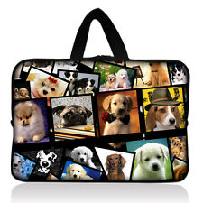 """Dogs 7"""" Soft Sleeve Bag Pouch Case For Amazon Kindle Fire HD 7""""/ 7.9"""" iPad Mini"""