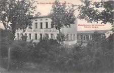 CPA 66 SAINT PAUL DE FENOUILLET MANUFACTURE DE CEINTURES ABRAM JOUGLA (cpa rare