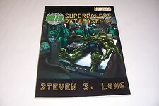 The Until Superpowers Database - Hero System Fifth Edition RPG - Excellent