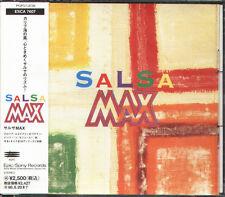Salsa Max - Japan CD - NEW JERRY RIVERA,WILLIECOLON