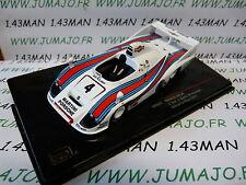 coche 1/43 IXO 24 Horas MANS PORSCHE 936 #4 winner 1st 1977 LM1977 Ickx