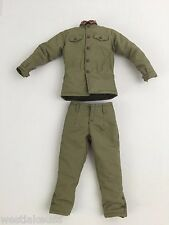 Soldier Story 1/6th Scale PLA India China War Troops - Uniform Jacket and Pants