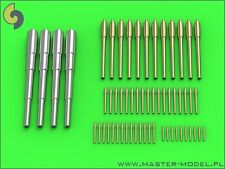 TSESAREVICH 1904 ARMAMENT SET/58 BARRELS/ TO TRUMPETER #350086 1/350 MASTER