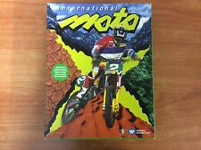 PC Game CD ROM - International Moto
