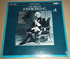 THE VOICE OF JUSSI BJOERLING - London SR 33254 SEALED