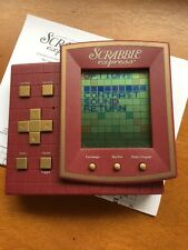 1999 Scrabble Express Handheld Portable Electronic Hasbro