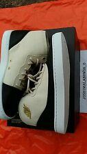 NEW IN BOX AIR JORDAN JASMINE PREM HC GG YOUTH SHOES SIZE 6.5 PEARL WHITE