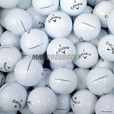 40 CALLAWAY SUPERSOFT PEARL/A GRADE - GOLF BALLS SUPER SOFT PREMIUM LAKE BALLS