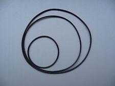 Riemensatz UHER Report MONITOR 4000, 4200, 4400 - Riemen Rubber Belt