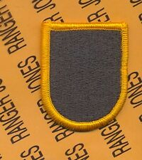 US Army Special Operations Section SHAPE Airborne beret flash patch m/e