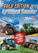 Agricultural Simulator 2013 Gold Edition - PC - New & Sealed