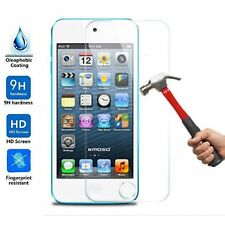Tempered Glass Screen Protector for Apple iPod Touch 5 5th 6 6th Gen Generation