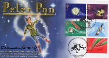 PETER PAN -  personally signed FDC  - WENDY CRAIG