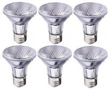 36- NEW Havells 50 Watt PAR20 Halogen Flood 120V Light Bulbs 50par20/FL