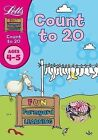 Count to 20 Age 4-5 (Letts Fun Farmyard Learning, Huggins-Cooper, Lynn, New