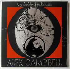 LP (S) - Alex Campbell & The Tannahill Weavers-Big Daddy of folkmusic