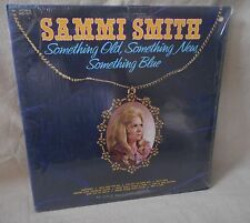 SAMMI SMITH Something Old, New, Blue 1972 LP NEW Sealed Mega Records JOHNNY CASH