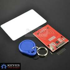 RFID module Kit 13.56 Mhz ID card Round Tags SPI Write Read For Arduino uno R3