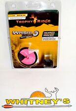 Trophy Ridge Whisker Biscuit Replacement Biscuit - Medium -PINK- ARBPK