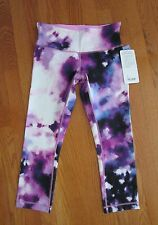 NWT Lululemon Wunder Under Crop III SQOI Blooming Pixie Limitied Edition 6 LUON