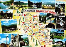 Im Herzen des Bayerischen Waldes , Ansichtskarte