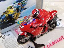 "MOTO GP DUCATI Nº 65 "" LORIS CAPIROSSI "" SUPERSLOT"