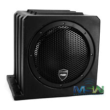 WET SOUNDS STEALTH-AS-10 500W  ACTIVE MARINE SUBWOOFER ENCLOSURE FOR BOATS/ATVS
