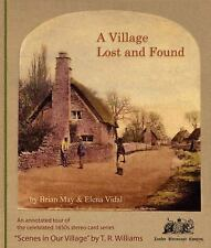 A Village Lost and Found  by  Brian May  STILL SEALED  1st edn HC slipcase  NEW
