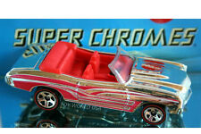 2007 Hot Wheels Super Chromes '70 Chevy Chevelle Convertible 40th Anniversary