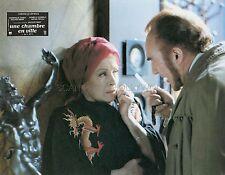 MICHEL PICCOLI DANIELLE DARRIEUX UNE CHAMBRE EN VILLE 1982 VINTAGE LOBBY CARD #5