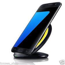 3 Spulen Qi Wireless Ladegerät Ladestation Dock für Samsung Galaxy S7 / S7 Rand