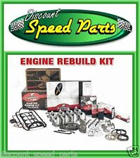1991-1995 Enginetech BBC Chevy 454 7.4L Engine Rebuild kit Pistons Oil Pump Brgs