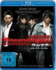 A Better Tomorrow 2K12 ( Actiondrama ) mit Jin-mo Ju, Seung-heon Song BLU-RAY