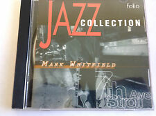 MARK WHITFIELD - 7TH AVE STROLL 7314529223295 JAZZCOLLECTION RARE CD