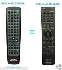 New Replaced Remote For Sony DVD VCR Comb RMT-D240A Remote RDR-VX525 RDR-VX555