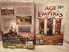 Age of Empires III (PC) Complete, Tested, Fast shipping