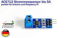 Sensore di corrente modulo acs712 a 5a acs712 5a per Arduino Raspberry Pi Nuovo