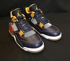 """Air Jordan 4 """"Dunk From Above"""" Size 10 Basketball Shoes New 308497-425"""